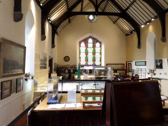 Cobh Museum: View of interior