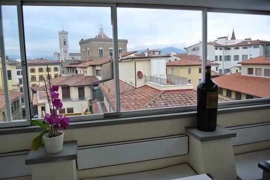 Hotel Della Signoria: Ontbijtruimte