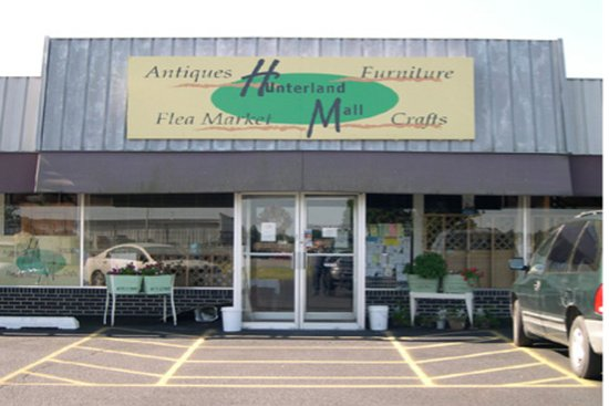 Hunterland Antique Mall