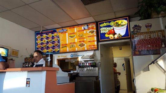 Rodrigo 39 s taco shop picture of rodrigo 39 s taco shop san for 18 8 salon locations