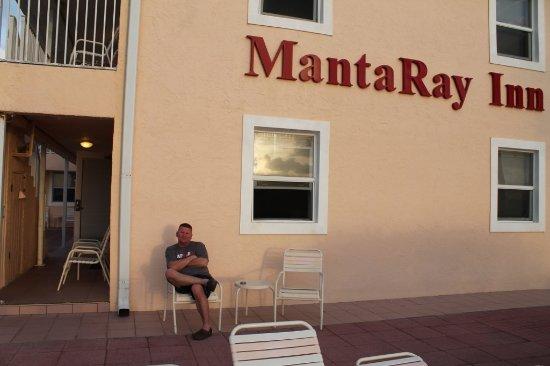 Manta Ray Inn Bild