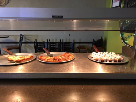 Cleburne, TX: All You Can Eat & Made To Order Pizza Salad Cheese Bread & Cinnamon Bread Only $7.99