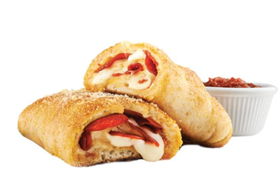 Cleburne, TX: Pepperoni Rolls GREAT!