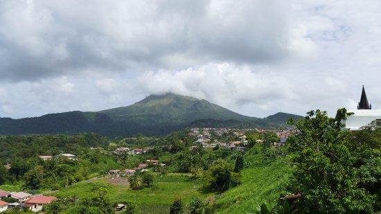 Le Morne-Rouge, Martinik: Whaou !!