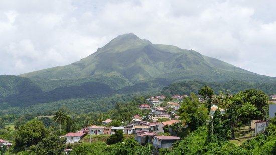Le Morne-Rouge, Martinik: La Montagne Pelée