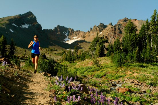 Bend, OR: Broken Top Trail Running