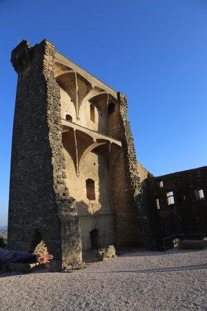 Chateauneuf-du-Pape, France: Pope John XXII's Castle