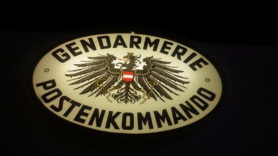 Hermagor, Austria: Gendarmerie Postenkommando d'epoca
