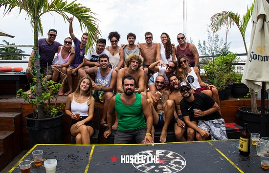 Hostel Che: Staff