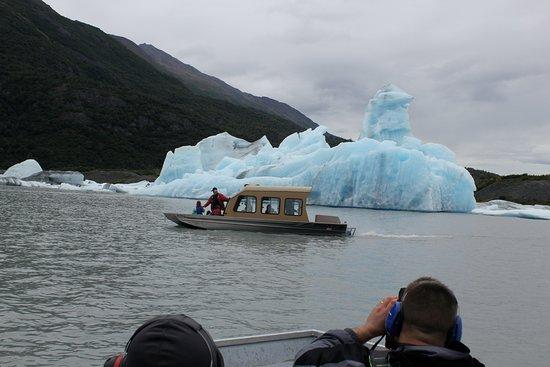 Palmer, AK: Boat to boat