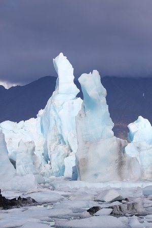 Knik Glacier Tours: Wow!