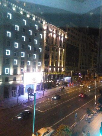 Hostal Buenos Aires: vistas desde la habitación,...