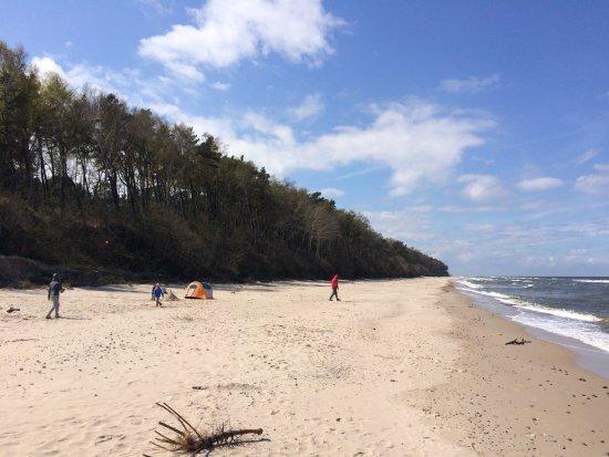 Lukecin, Polonia: Morze