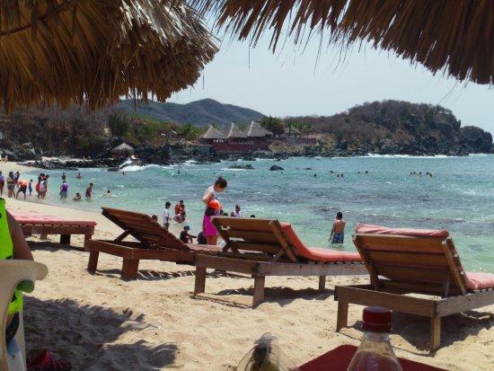 Ixtapa Island (Isla Ixtapa): Relax