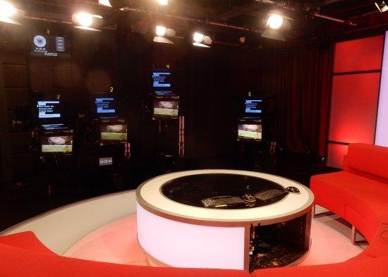 Salford, UK: BBC Breakfast