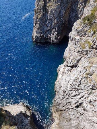 La Locanda del Fiordo: affaccio dalla terrazza...
