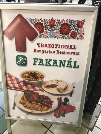 Great cuisine