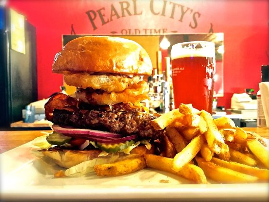 Pearl City, IL: The Ringer!