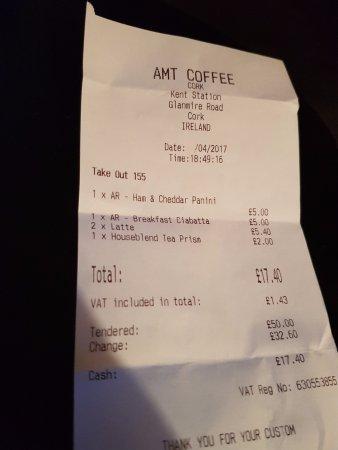 AMT Coffee: AMT