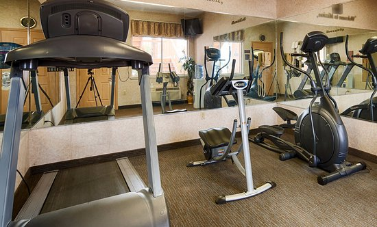 Mission, TX: There is no need to take a break from your regular fitness routine during your stay with us.