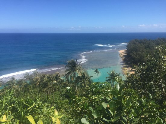 Beautiful but over travelled and abused - Review of Kalalau