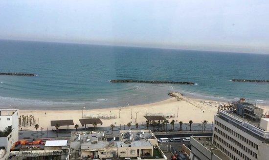 Metropolitan Hotel: Habitación doble vista mar