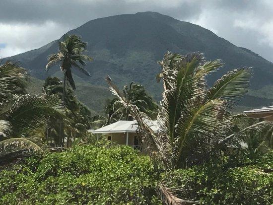 New Castle, Nevis: Nevis Peak