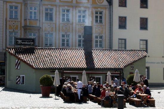 Regensburg Wurstkuchl