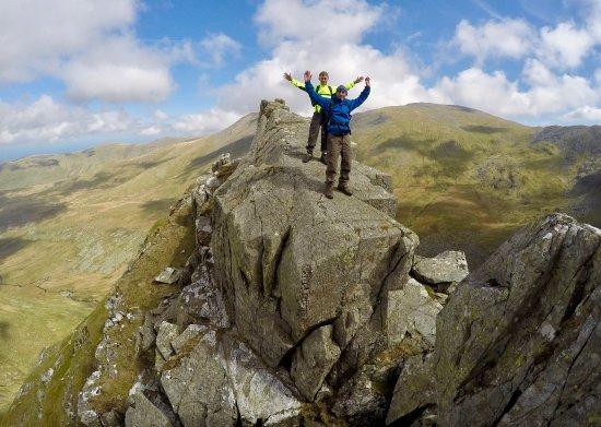 Bethesda, UK: Mountain Skills