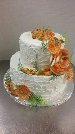 Duluth, GA: wedding cake
