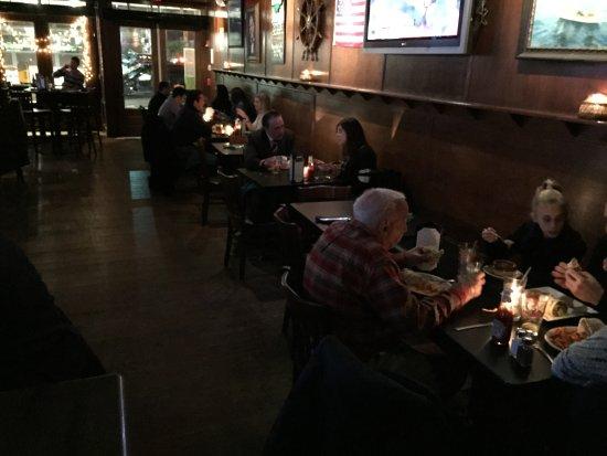 Morristown, NJ: A quiet dinner