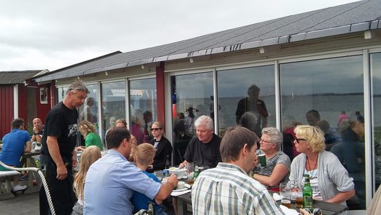 Landskrona, Suecia: Ålabodarnas hamnkrog