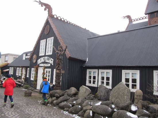 Хафнарфьордур, Исландия: outside