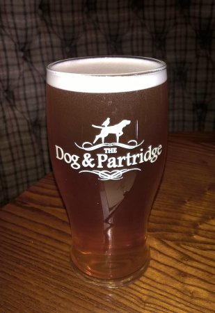 Charnock Richard, UK: Great real ale
