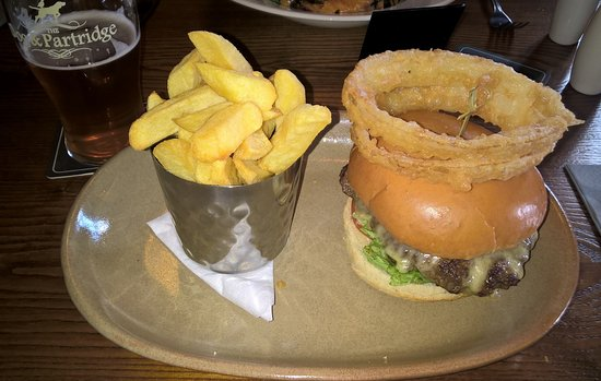Charnock Richard, UK: Quality food