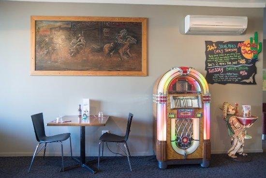 Masterton, Nueva Zelanda: Interior