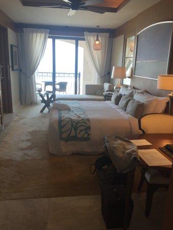 The St. Regis Saadiyat Island Resort: Nice enough but had more modern elsewhere in UAE