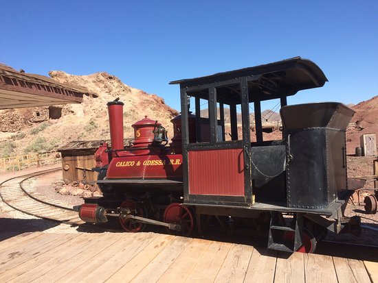 Yermo, CA: Calico Ghost Town