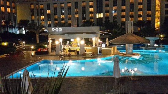 garten mit pool - picture of millennium airport hotel dubai, dubai, Best garten ideen