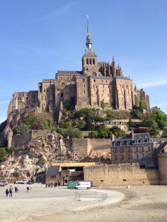 Biara Mont-Saint-Michel: photo6.jpg