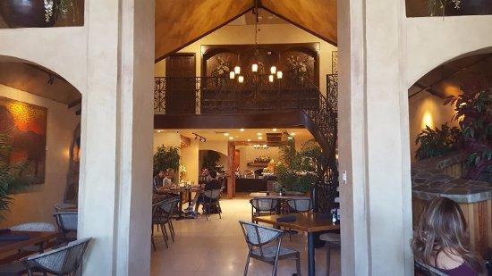 Katy, TX: Indoor areas look nice