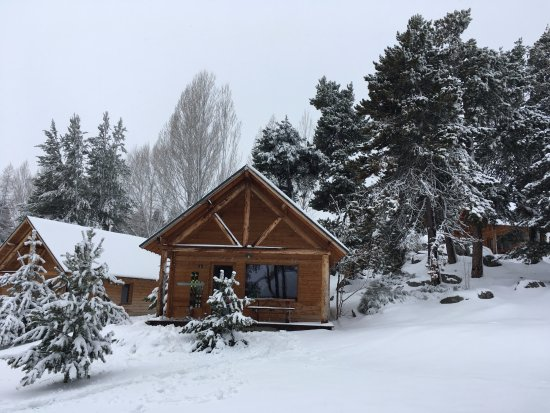 Huttopia Font-Romeu : Our home for a week's Skiing