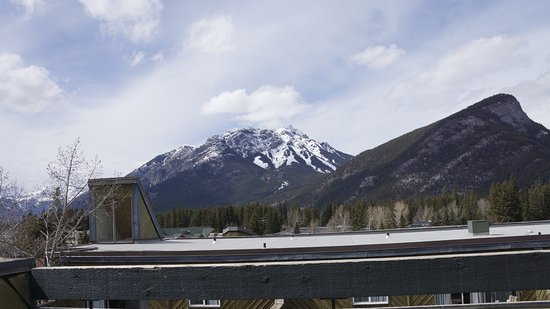Inns Of Banff : View from room