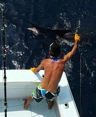 Quepos, Costa Rica: Excellente fishing trip!!!