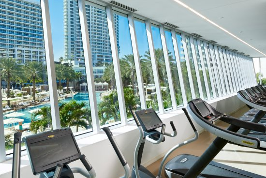 Lapis Spa The Gym At Fontainebleau