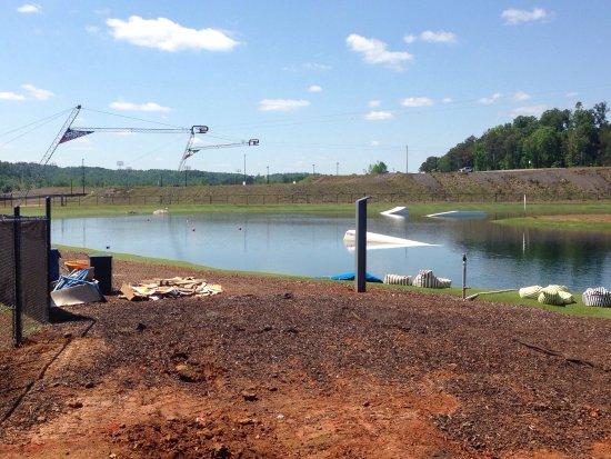 Cartersville, GA: Terminus Wake Park