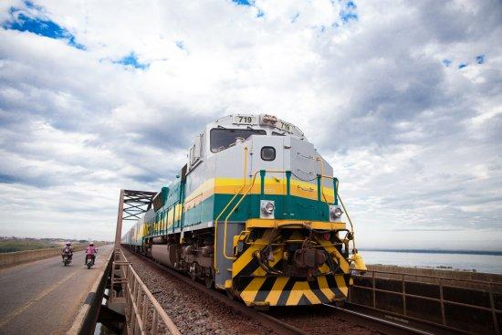 Trem de Passageiros da Estrada de Ferro Carajas