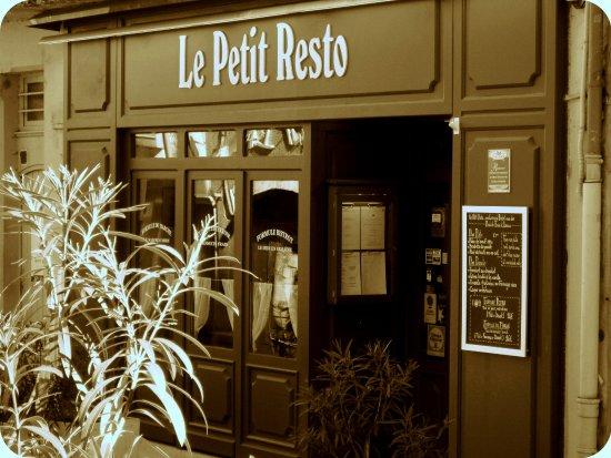 Privas, Francia: Le Petit Resto