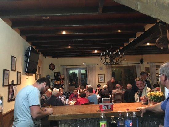 Mecina Fondales, Spain: Bar Aljibe