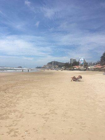 Vung Tau, Vietnam : Beach visit
